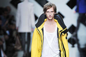Bailey's Burberry Prosum Spring 2010 Collection