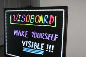 VisoBoard Lets Your Business Stand Out