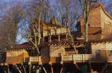 Treetop Castles - The Duke of Northumberland's Swanky Forest Mansion