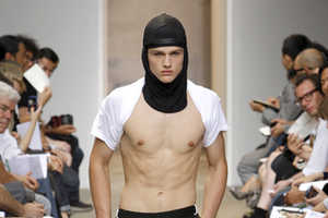 Givenchy's Spring 2010 Collection is Fierce