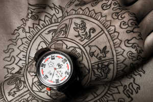 The '12 Gan-Ji' Watch is Based on Ancient Chinese Concepts