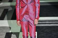 Shiny Mens Suits
