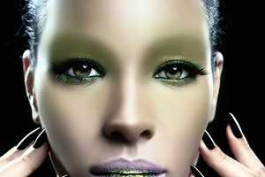 Ciler Erbil Features Flawless Skin & Avant-Garde Makeup