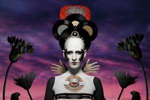 Otherworldly Portraits of Thirteen Queens by Alex & Felix