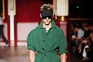 Lanvin's Spring 2010 Menswear Has Stalker Styling Notes