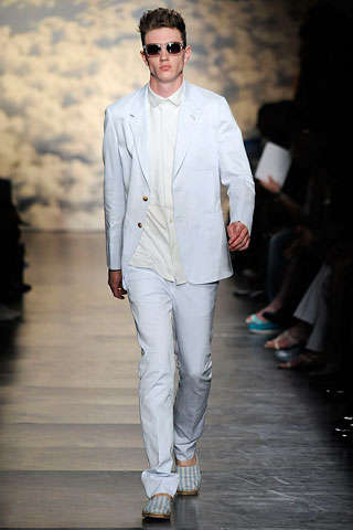 Monochromatic Menswear