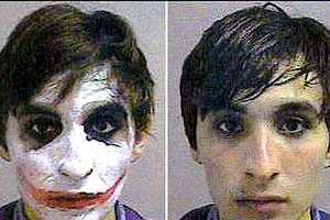 Criminals Caught in the Act While in Costume