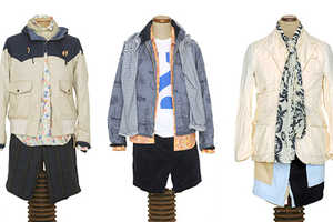 Woolrich Woolen Mills Hits 1960s Cali for S/S '10 Line
