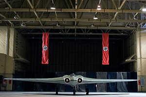 U.S Team Rebuilds Secret Nazi Stealth Bomber