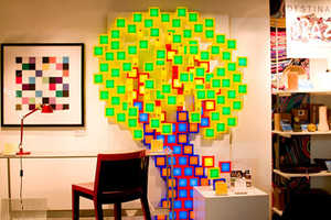 The MoMA TwistTogether Tree is Green in Every Sense