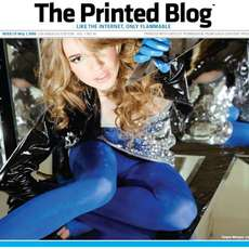 The Printed Blog Blends Old Media and New