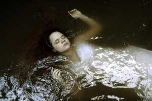Megan Snider Recreates Ophelia's Death from 'Hamlet'