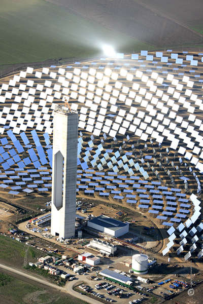 Solar Power Towers