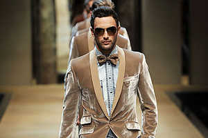 10 Different Neckwear Looks for Menswear in Spring 2010