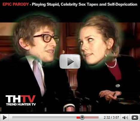 Epic Parody - From Playing Stupid to Auto Tune The News