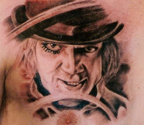 Violent Film Tattoos