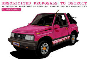 Animating the Auto Crisis with 'Unsolicited Proposals to Detroit'