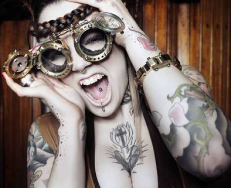 45 Freaky Facets of Steampunk