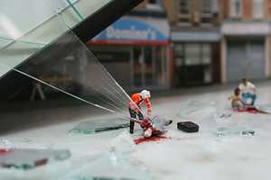 Slinkachu's Little People Street Art Shows the Big World of London