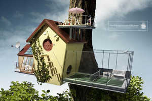 Houses for Furry Friends With Tennis Courts and Lush Gardens