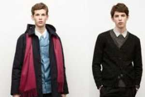 A.P.C. Goes Fashionably Warm for Fall/Winter 2009