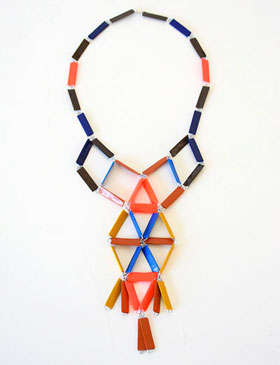 Tribal Tape Jewelry