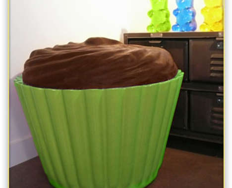 Round Up Food Shaped Furnishings And Home Feeding