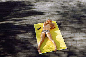 Alex Prager Indulges in Retro Photoshoots (UPDATE)