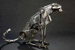 Elegant Mechanical Masterpiece by Andrew Chase
