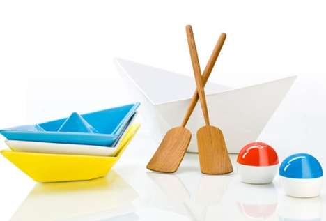 Sailing Serving Sets