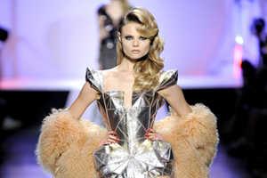 Jean Paul Gaultier's Fall 2009 Line Channels Retro Glamour