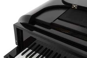 Audi Designs Grand Piano for 100th Anniversary