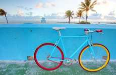 Colorful Custom Cycles - Urban Outfitters Launches Bike Shop, Hipsters Rejoice