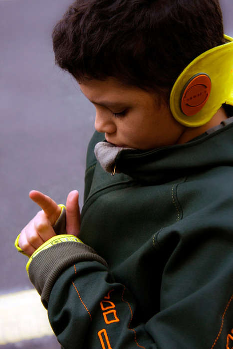 Therapeutic Coats - SQUEASE Jacket Soothes Kids With Autistic Spectrum Disorder