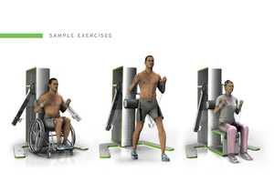 'The Access' Enables the Disabled to Exercise Easily