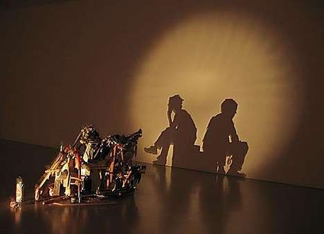 Illusion Shadow Art