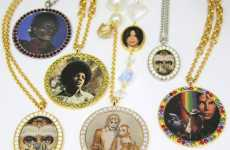 Michael Jackson Jewelry - The King of Pop Appears on Necklaces