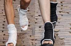 Hybrid Footwear