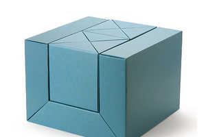 Eco Friendly Cardboard Furniture by Metrocs