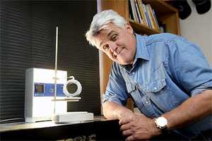 Jay Leno Repairs His Fleet of Classic Cars With a 3D Printer