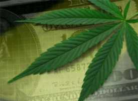 Legalizing Marijuana to Bail Out California's State Government?