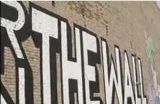 Historical Anniversary Graffiti