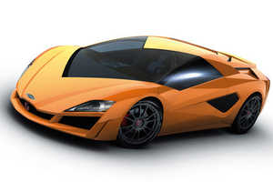 The Namir Hybrid is a Collaboration of Italdesign Giugiaro and Frazer-Nash