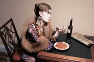 V Magazine Makes Old-School Styles Like Fur and Hats New Again