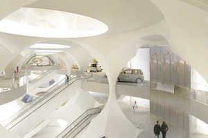 Manuelle Gautrand Architecture's Store of the Future