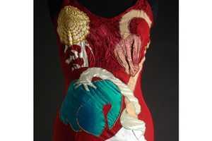 Toolgrrl Designs Dresses for Science Geeks and Bio Freaks