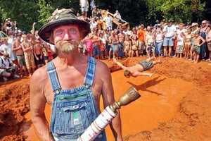 Georgia Hosts the Annual Summer Redneck Games