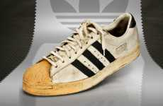 Revisiting Classic Kicks - Adidas Vault Reveals 60 Years of Shoemaking Experience