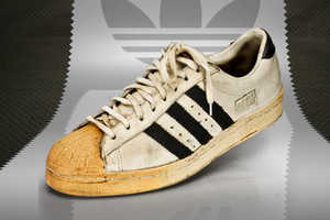 Adidas Vault Reveals 60 Years of Shoemaking Experience