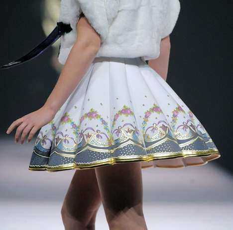 China Pattern Couture